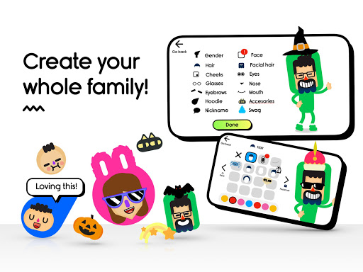 Boop Kids World - My Avatar Creator  Screenshots 16
