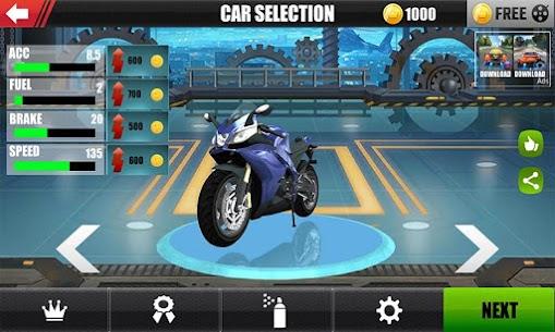 Ücretsiz Traffic Rider 3D 5