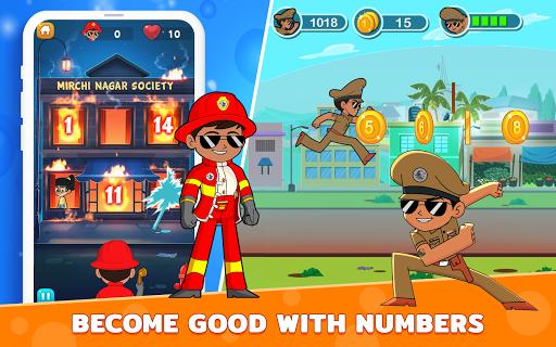 Little Singham : Kids Early Learning App | Games apktram screenshots 4