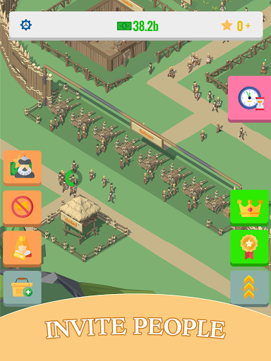 Idle Medieval Village: 3d Tycoon Game  screenshots 15