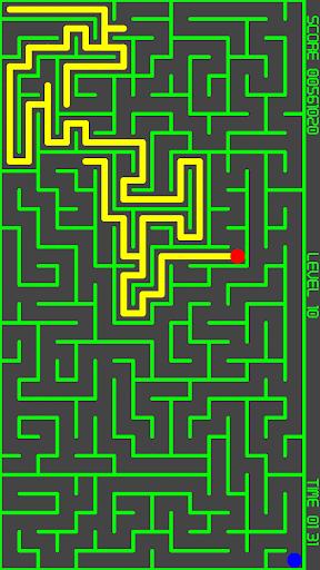 basic maze screenshot 1