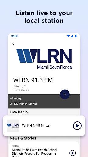 NPR One 1.9.9.2 Screenshots 3