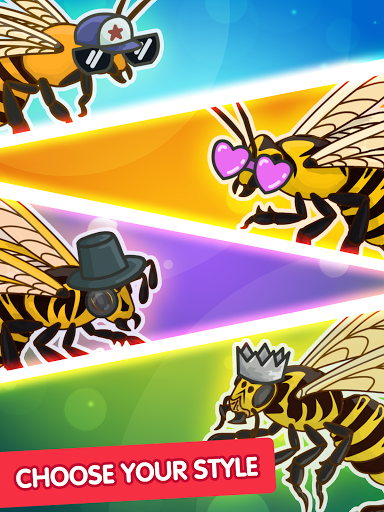 Angry Bee Evolution 3.3.0.1b screenshots 1