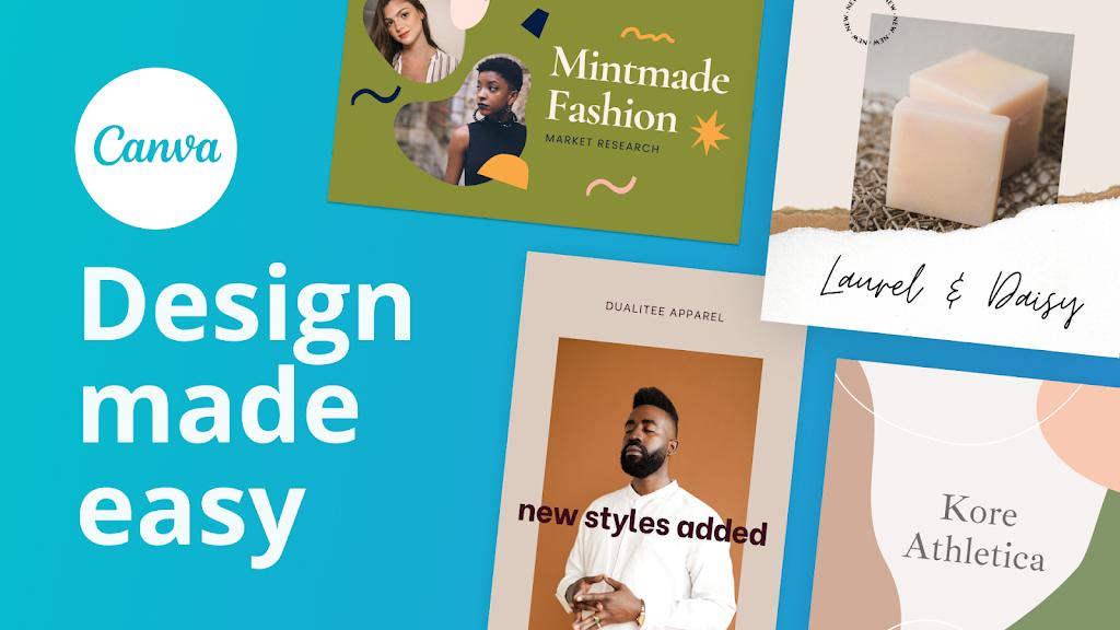 Canva: Design, Photo & Video poster 16
