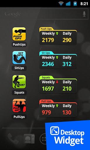 Push Ups Workout 3.217.76 Screenshots 5