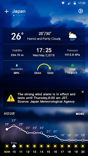 Weather Forecast 2.06 Screenshots 8