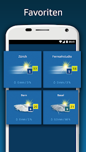 SRF Meteo  Wetter For Pc (Download In Windows 7/8/10 And Mac) 4