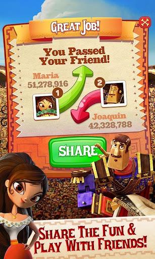 Sugar Smash: Book of Life - Free Match 3 Games. 3.96.203 Screenshots 4