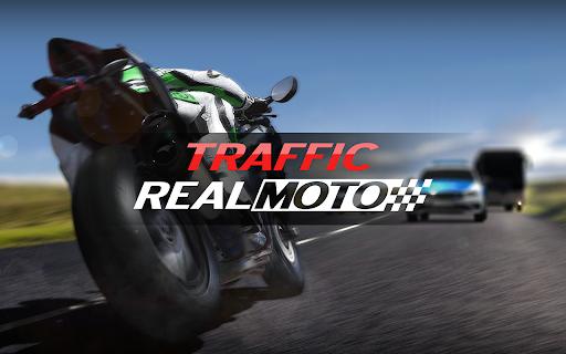 Real Moto Traffic Apkfinish screenshots 9