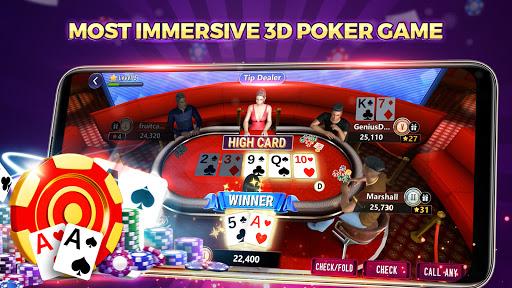 Octro Poker: Free Texas Hold'em Poker Game Online  screenshots 1