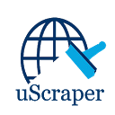 uScraper : powerful scraping app