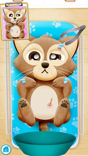 Pet Doctor. Animal Care Game screenshots 11