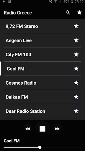 radio greece screenshot 2