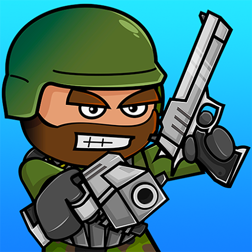 Mini Militia - Doodle Army 2 [Mod] 5.3.4 mod