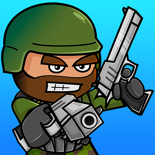 mini militia logo