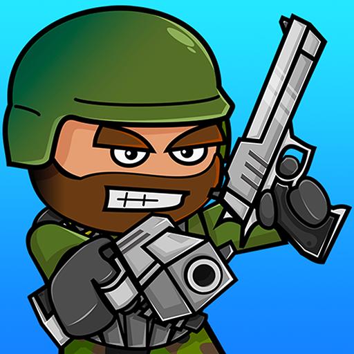 Mini Militia - Doodle Army 2 icon