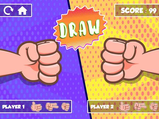Rock Paper Scissors Epic Fight modiapk screenshots 1
