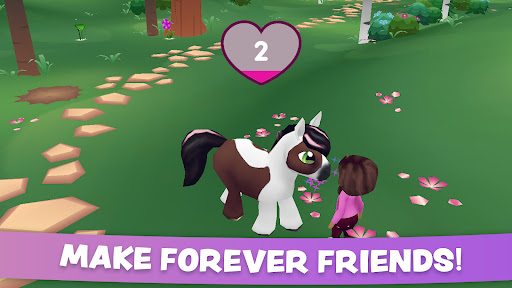 Wildsong: Friends with Animals androidhappy screenshots 1