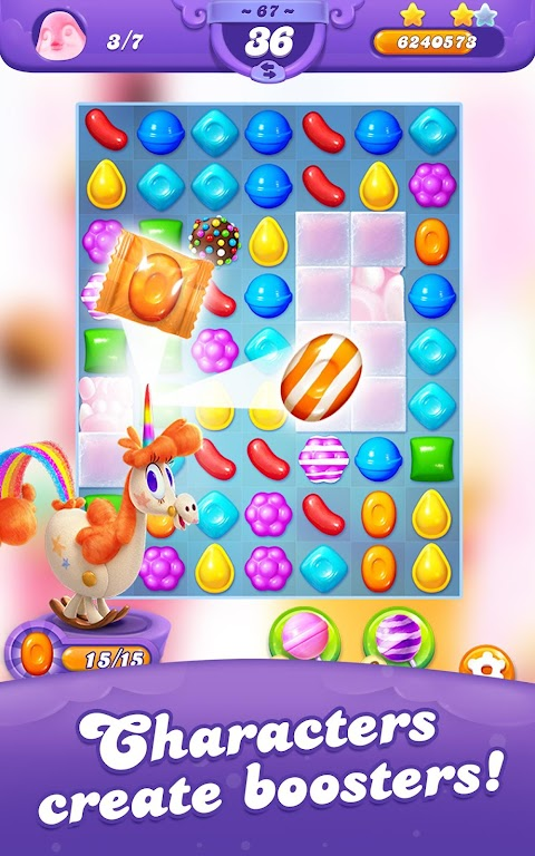 Candy Crush Friends Saga  poster 18