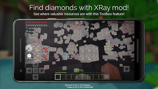 Toolbox for Minecraft: PE 5.4.15 MOD APK [UNLOCKED] 3