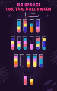 Water Sort Puz: Liquid Color Puzzle Sorting Game 8