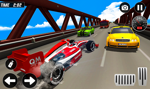 Top Speed Formula Car Racing Chase 2019  screenshots 2