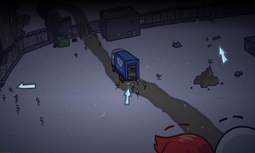 Stickman Fleeing the Complex apktram screenshots 3
