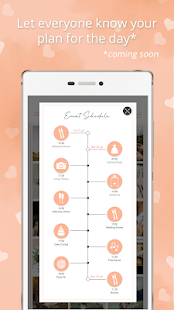Wedding Photo App by Wedbox Collect photos/videos