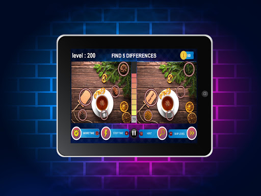 Spot 5 Differences 1000 levels 1.6.8 screenshots 21