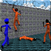 Stickman Prison Escape Story