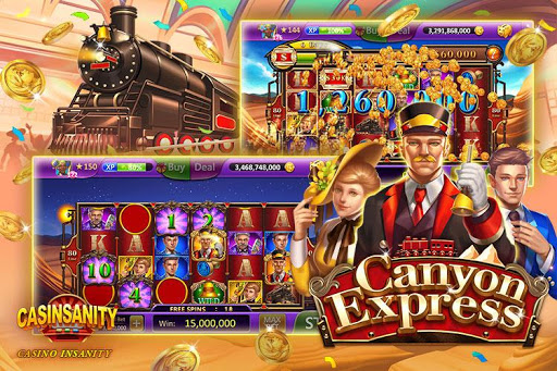 Casinsanity Slots u2013 Free Casino Pop Games 6.7 screenshots 1