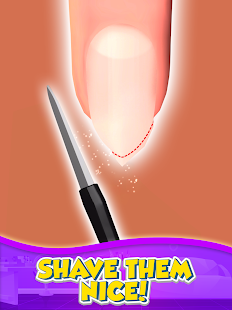 Nail Salon 3D