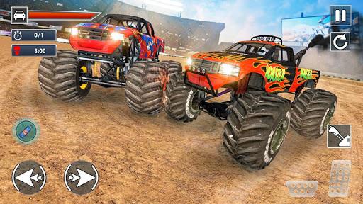 Extreme Monster Truck Crash Derby Stunts 2.3 screenshots 6