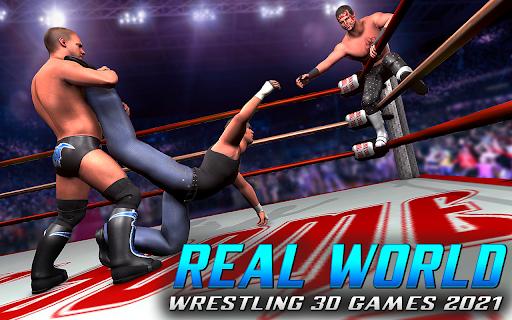 World Wrestling: Offline Games androidhappy screenshots 1