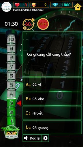 Nhanh Như Sét - Đọc Câu Hỏi screenshots 3