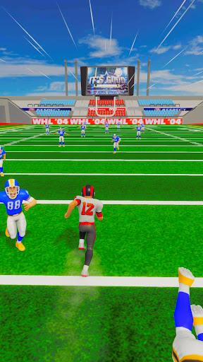 Hyper Touchdown 3D  screenshots 2