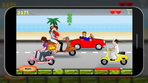 Kissing Game - kiss your girlfriend 1.9 screenshots 4