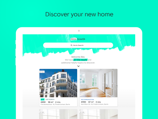 ImmoScout24 - House & Apartment Search 16.7.0.998-202012170625 Screenshots 10