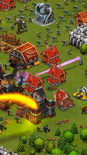 Throne Rush 5.23.2 screenshots 4