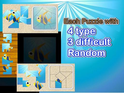 QCat - Ocean world puzzle 2.5.4 screenshots 7