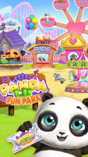 Panda Lu Fun Park - Amusement Rides & Pet Friends 4.0.50002 screenshots 3