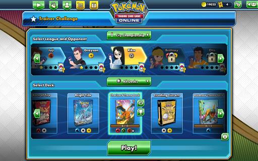 Poku00e9mon TCG Online 2.77.0 screenshots 5