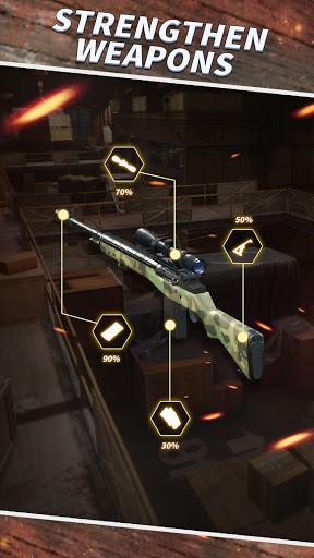 Sniper Shooting : Free FPS 3D Gun Shooting Game  screenshots 1