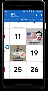 New York Calendar - Holiday & Note (Calendar 2020)