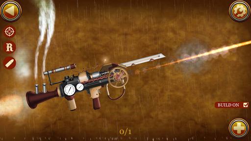 Steampunk Weapons Simulator - Steampunk Guns  screenshots 2