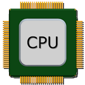 icono CPU X - Información del dispositivo y sistema