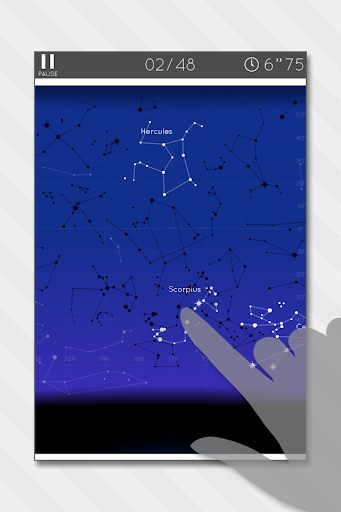 Enjoy Learning Constellation Puzzle screenshots 1
