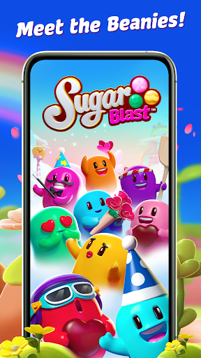 Sugar Blast: Pop & Relax  screenshots 7