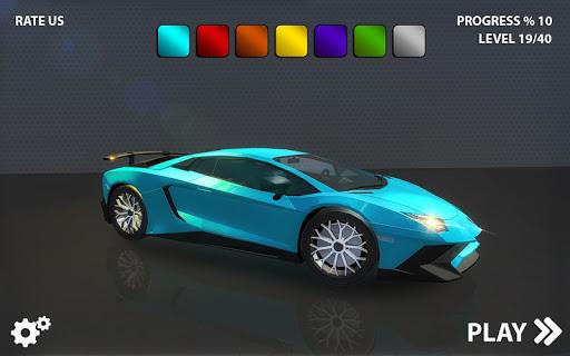 Car Parking eLegend: Parking Car Games for Kids  screenshots 5