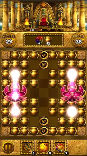 Jewel Queen: Puzzle & Magic - Match 3 Game  screenshots 4